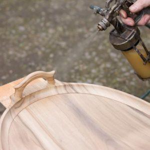 Sơn lót gỗ epoxy